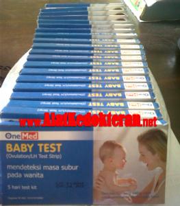 alat tes kesuburan baby test onemed alat cek masa subur alat uji masa subur wanita di malang surabaya