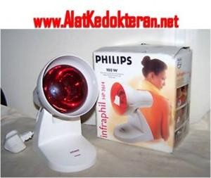 jual lampu infrared philip lampu infra merah untuk lampu terapi merek philips di malang surabaya jakarta
