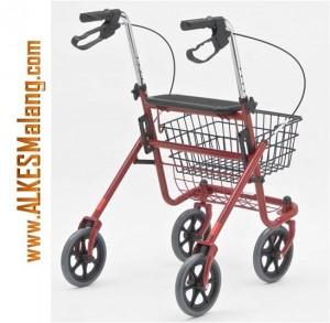 Jual Rollator GEA FS914H Alat Bantu Jalan roda keranjang walker di malang surabaya jakarta