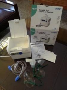 jual nebulizer omron ne c29 murah di malang surabaya jakarta alat inhalasi uap sakit asma anak