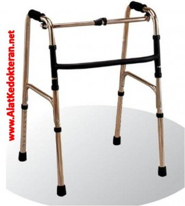 jual walker-gold-onemed-alat-bantu-jalan-walking-aid di malang surabaya jakarta