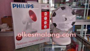 Alat Terapi Stroke Infrared Merk Philips Infraphil | Jual Alat Infrared Philips di Malang